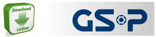 LISTINI: GSP-GIUNTI-OMOCINETICI