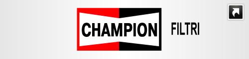 VAI AL SITO: CHAMPION FILTRI